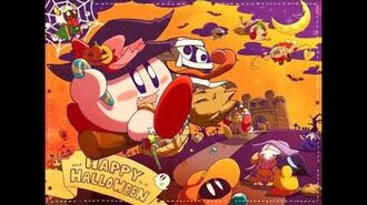 Kirby Music Compilation - Special Halloween