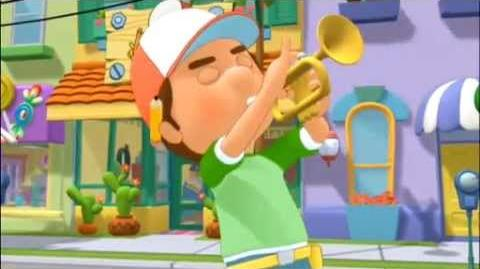 Handy Manny - You Break It, We Fix It
