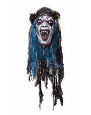 Gothic vampiress head