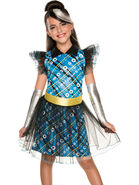 Girl's Monster High Frankie Stein Dress