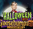 Goosebumps books that take place on Halloween