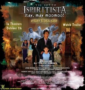 Ispiritista Itay, May Moomoo!