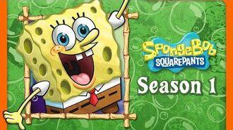 SpongeBob SquarePants The Complete First Season