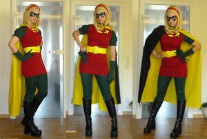 Robin Girl