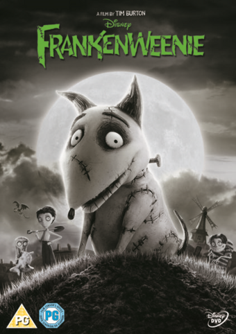 Frankenweenie 2012 Movie Halloween Wiki Fandom