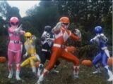 Mighty Morphin' Power Rangers: Trick or Treat