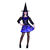Totally Ghoul Teen Skull Witch Halloween Costume