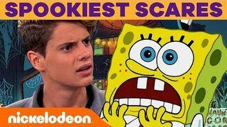 Best Halloween Scares of Nickelodeon! 👻 w Henry Danger, SpongeBob & MORE! FunniestFridayEver