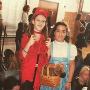 The devil and Dorothy, circa 2003