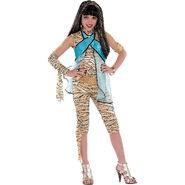 Girls Cleo de Nile Costume Deluxe - Monster High