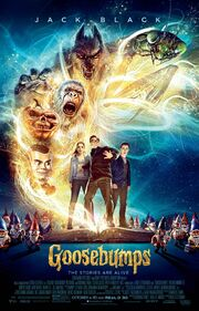 Goosebumps (film) poster.quality