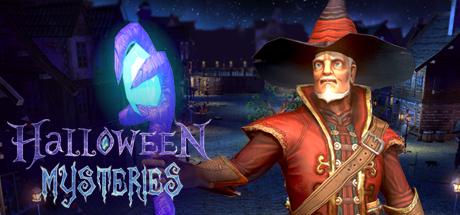 Halloween Mysteries Header