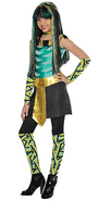 Mh Party City Schools Out Cleo de Nile (different pose) Costume