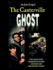 Canterville Ghost 1986 Cover