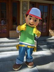 Handy Manny Disneyland