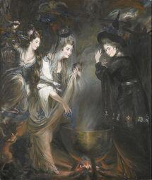 WitchesMacbethDanielGardner1775