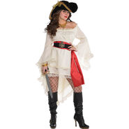 Party City Teens Pirate Costume