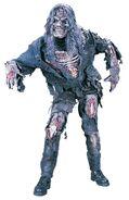 Complete 3-D Zombie Costume
