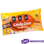 Brach's Halloween Candy Corn Treat Packets 70-Piece Bag