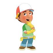 Manny think