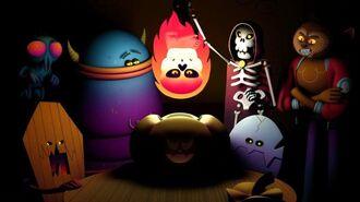 Nickelodeon Halloween Idents 2018