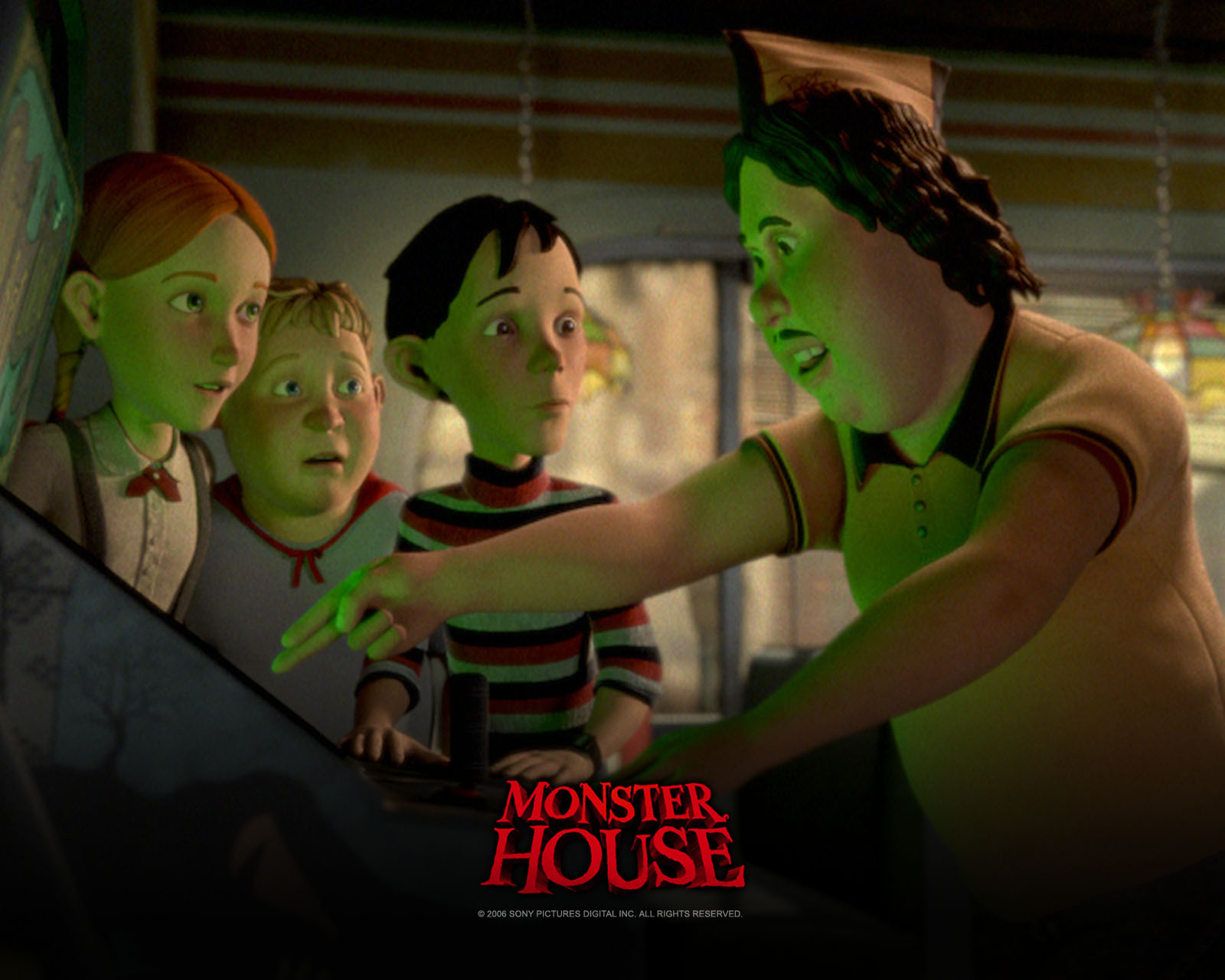 Monster House Halloween Wiki Fandom Powered By Wikia