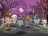 Bubble Guppies: Haunted House Party!
