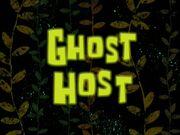 Ghost Host Titlecard