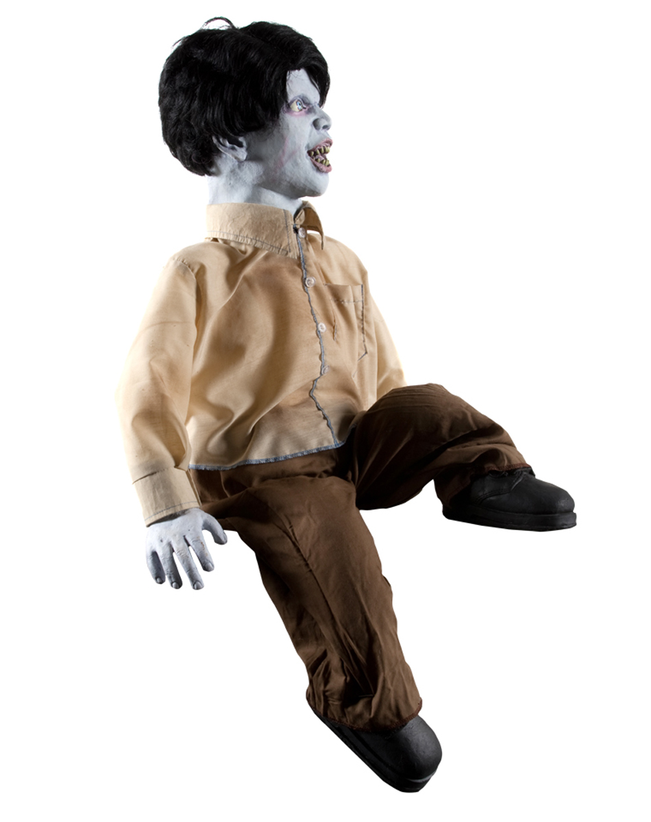 froderick zombie baby prop