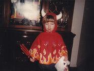 Devil for Halloween
