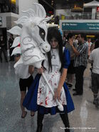 American McGee's Alice MR Cosplay