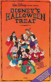 Disney's Halloween Treat VHS