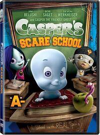 CaspersScareSchoolDVD