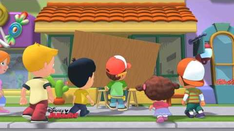 Handy Manny - Opening Titles
