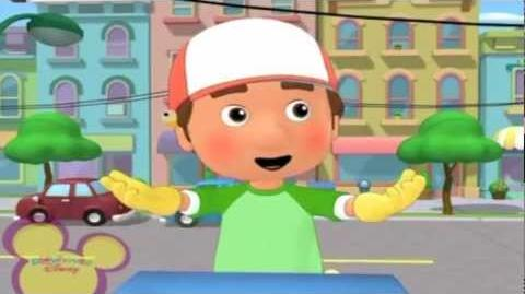 Handy Manny opening titles in HD!
