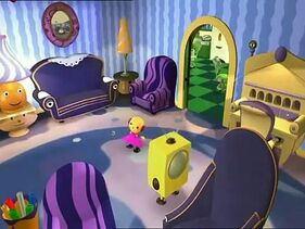 Rolie Polie Olie The Legend of Spookie Ookie Oooh Scary Zowie, Queen of the Pumpkins