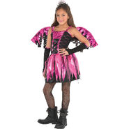 Party City Girls Feisty Fairy Costume
