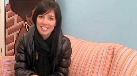 Marjorie Estiano no Chat MySpace do Habbo Hotel