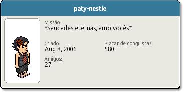 Perfil paty-nestle