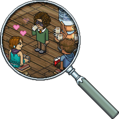The only change from 2011 to 2012 is the magnifying glass.