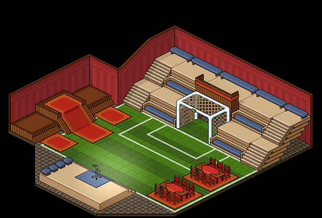 Estádio Habbo
