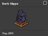 Dark Hippo