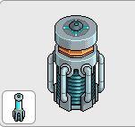 7 reactor espacial