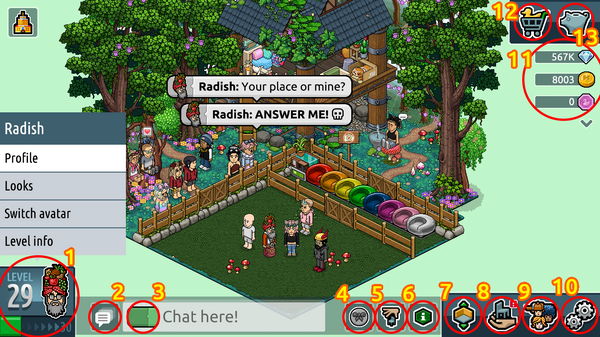 New Habbo