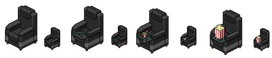 Cine seat b