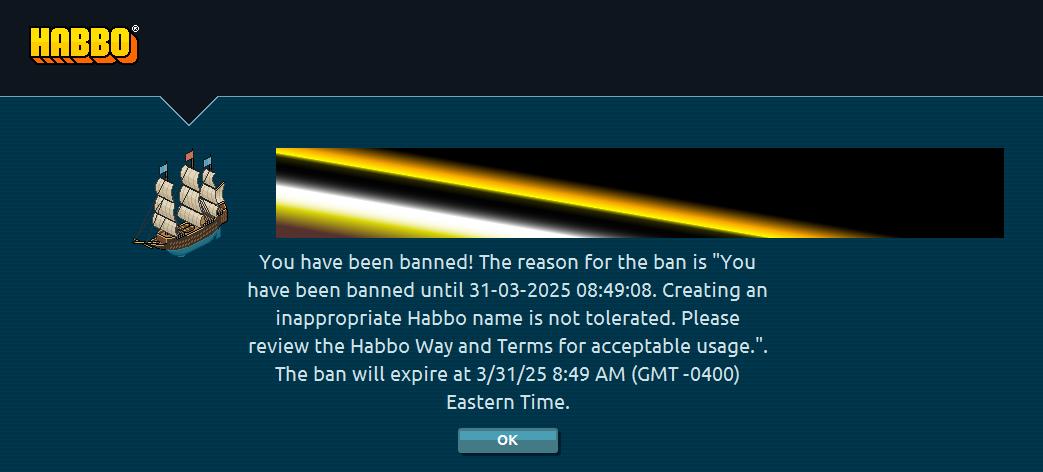 Ban (Staff) | Habbo Wiki | FANDOM powered by Wikia