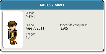 Perfil MOD Skinners