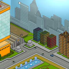 Habbo Germany (March 2004)
