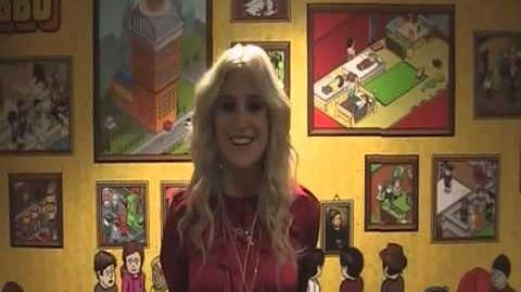 Pixie Lott - Habbo Message Habbo Wiki
