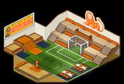 Room stadium ing